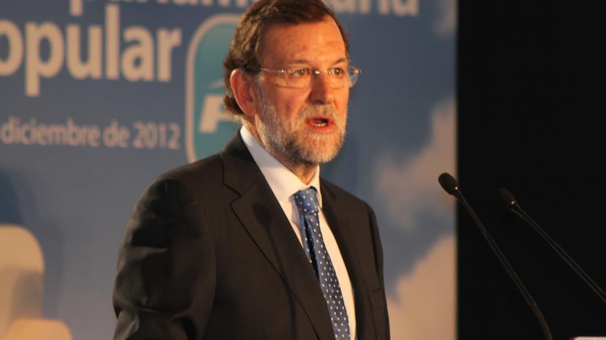 Rajoy interviene este sábado en la Intermunicipal del PP, su primer acto público tras el escándalo Bárcenas