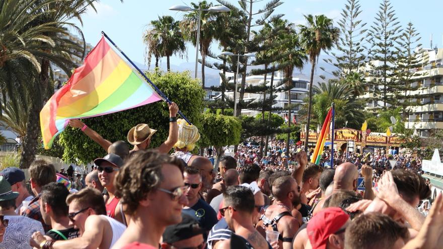 Cabalgata de Maspalomas Gay Pride 2016