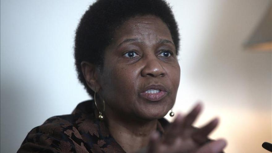 La directora de ONU Mujeres ve necesaria más presencia femenina en los diálogos de Colombia