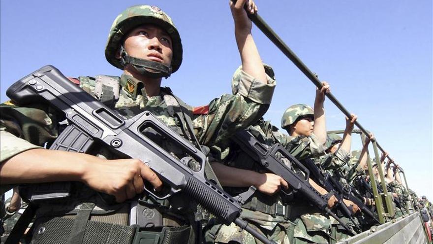 China prueba con éxito un sistema láser de defensa antiaérea
