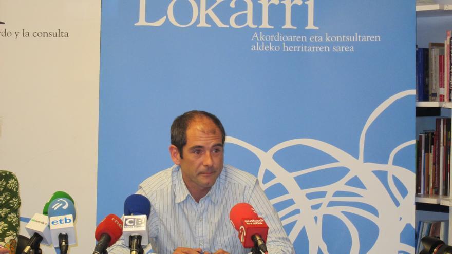 """Lokarri dice que Zulueta y el resto de detenidos han desempeñado """"una labor clave"""" en las últimas decisiones del EPPK"""