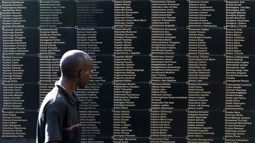 Detenido un responsable del genocidio de Ruanda de 1994