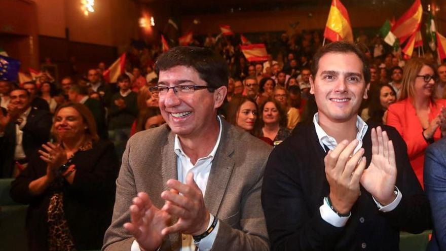 """Rivera reta al PP a apoyar a Ciudadanos en Andalucía por """"sentido de Estado"""""""