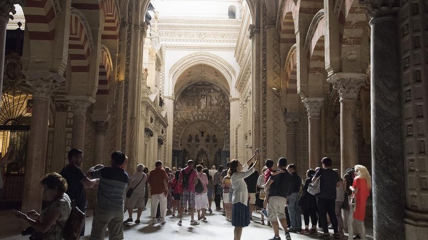 La Mezquita-Catedral supera el millón de visitas durante el primer semestre de 2018