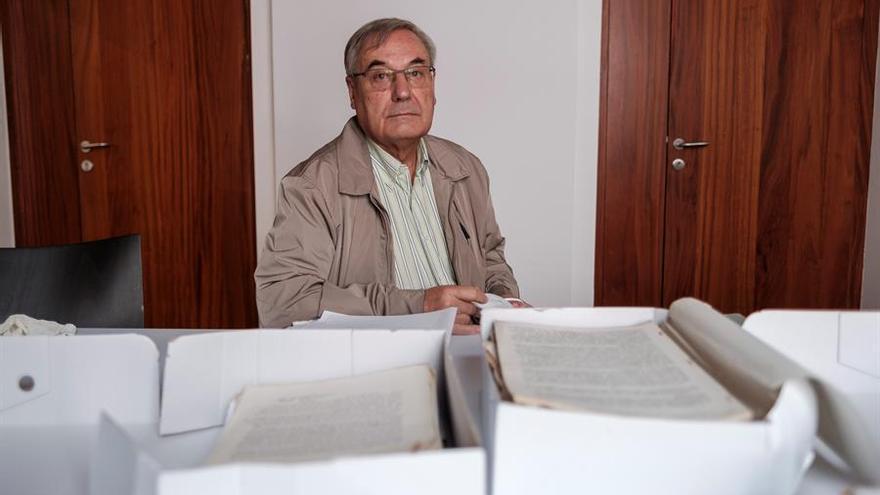 La Fundación Juan Negrín revela nuevos documentos sobre el primer 155 en Catalunya