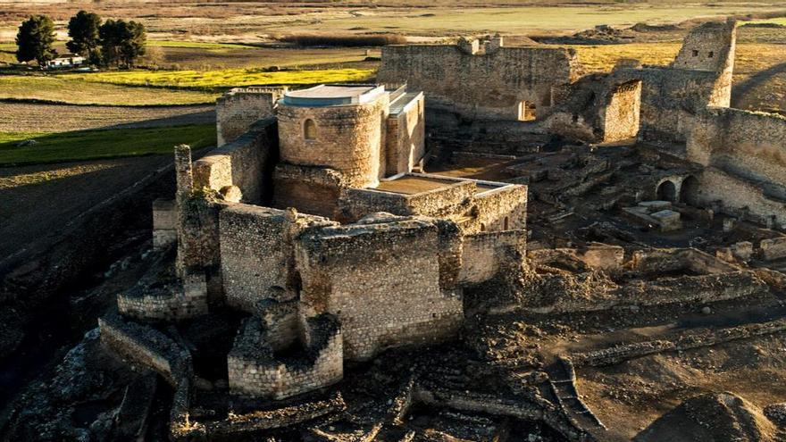 Calatrava La Vieja, origen de la orden militar que gestó la distribución territorial de Ciudad Real