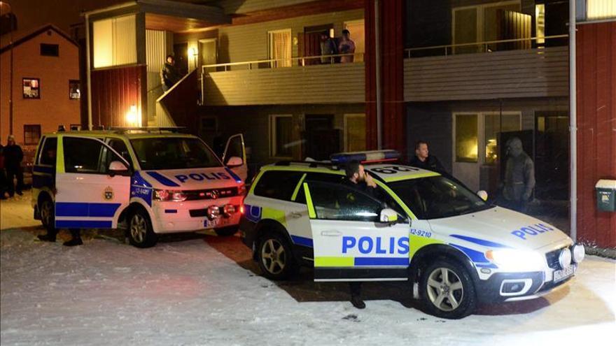 La Policía sueca busca a más sospechosos tras la detención de un supuesto terrorista