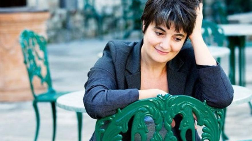 La economista Carmen Castro en una imagen de archivo de la Universitat de València.