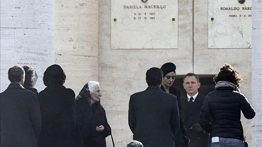 """La nueva aventura del agente 007, """"Spectre"""", comienza su rodaje en Roma"""