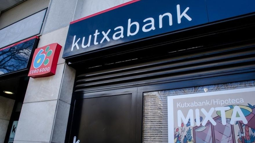 Kutxabank aprueba un dividendo complementario de 30,6 millones para repartir entre BBK, Kutxa y Vital
