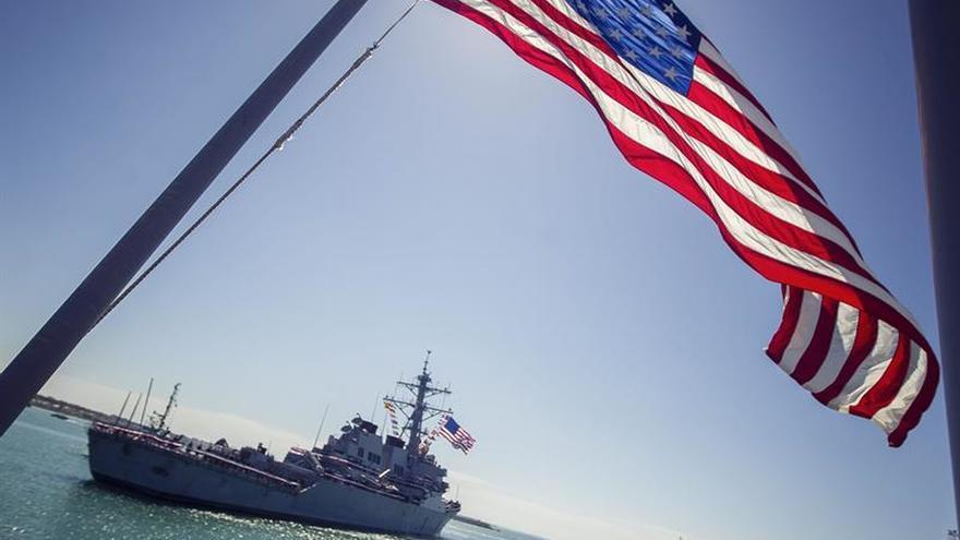 Pekín denuncia que los buques y aviones de EEUU espían regularmente en sus aguas