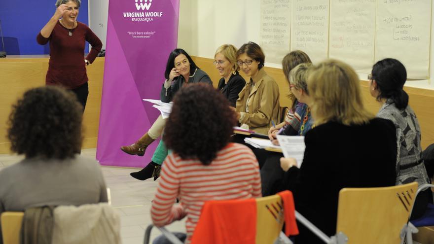 Sesión de 'coaching' de Basqueskola.