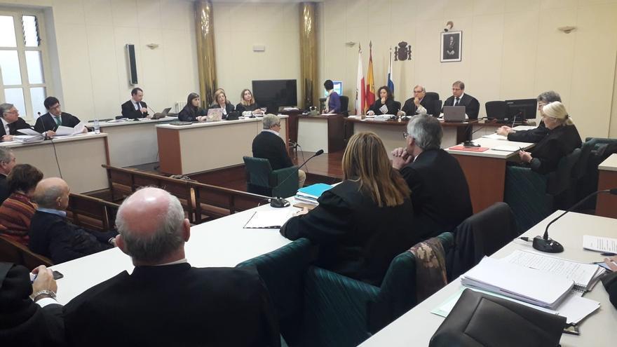 AMPL La técnico de Castro Yolanda Sánchez afirma que el juez de 'La Loma' la imputó por negarse a hacer una pericial