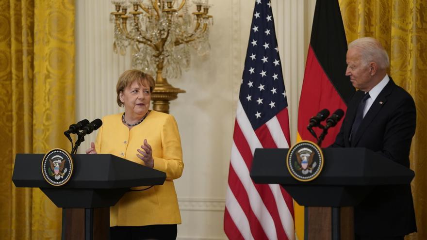Alemania llega a un acuerdo con EE.UU. para completar su gasoducto con Rusia