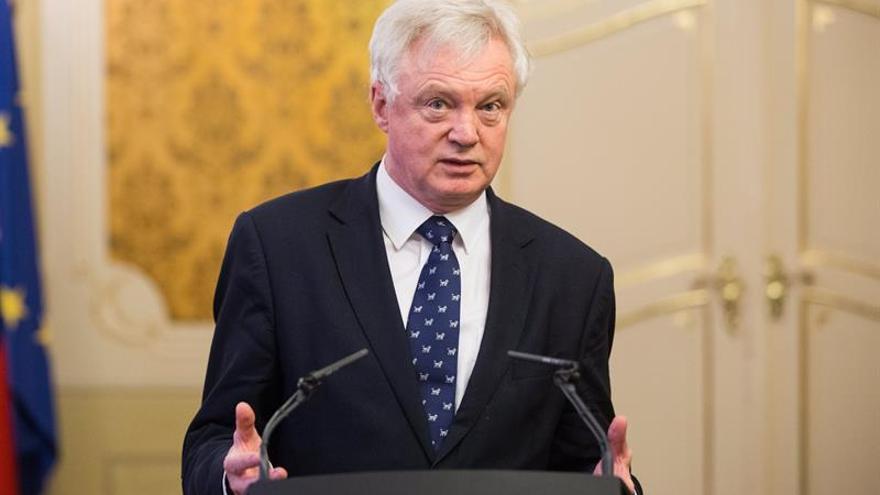 """Londres niega una amenaza velada a la UE en la carta del """"brexit"""""""