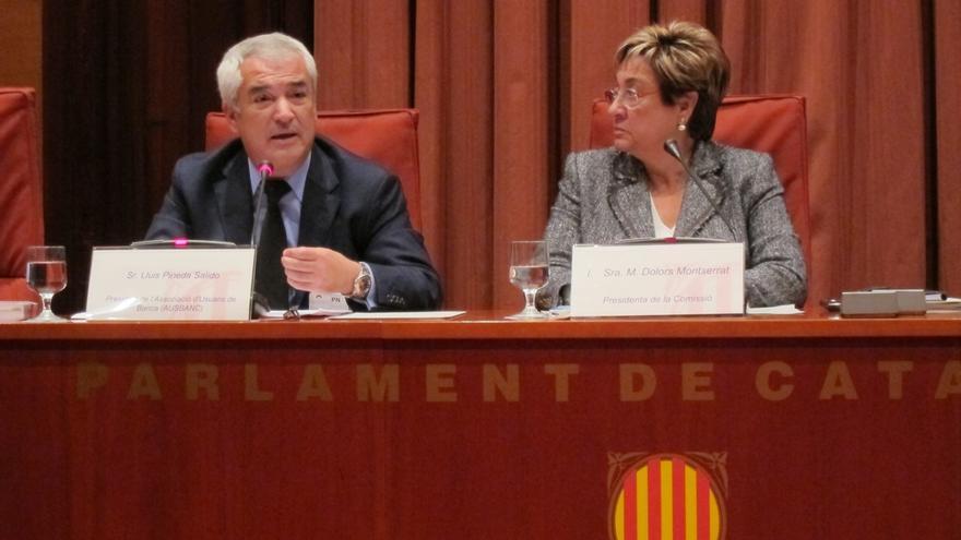 Pineda dice que los pagos de Unicaja a Ausbanc tenían que ver con las clausulas suelo