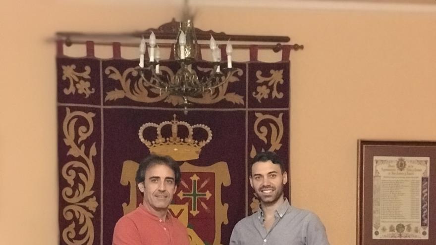 Francisco Paz y Joaquín Díaz.