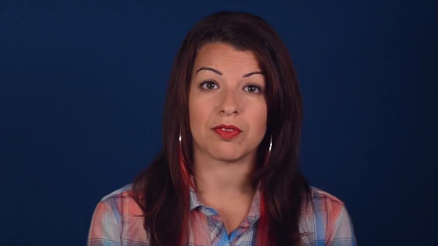 Anita Sarkeesian, una de las cabezas visibles del movimiento feminista gamer