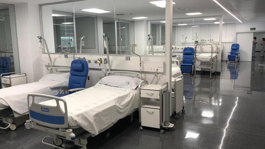 Abren las Urgencias de Pediatría y Obstetricia y Ginecología en el Hospital Materno Infantil de Almería