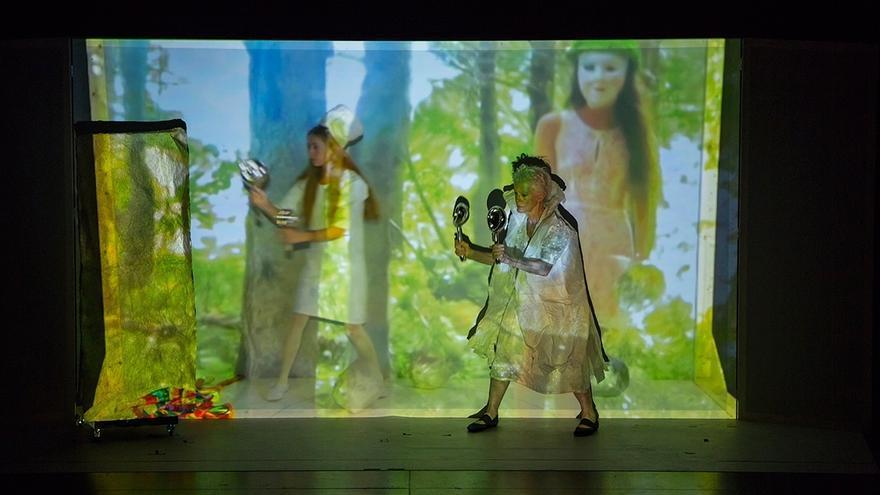 Joan Jonas, figura clave del performance art, presentará en la Fundación Botín una instalación inédita