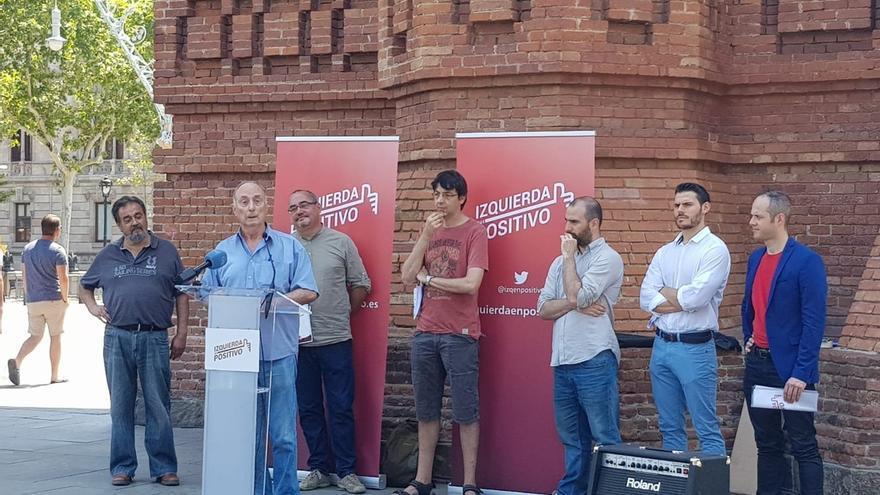 """Nace 'Izquierda en Positivo' para dar una opción de voto a la izquierda """"no independentista"""""""