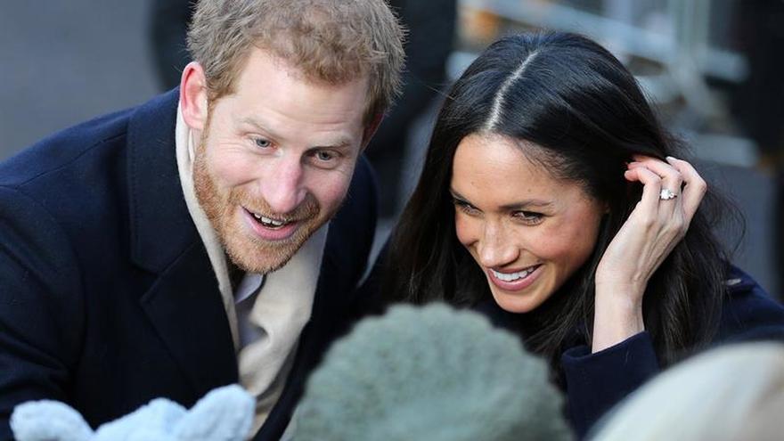 El príncipe Enrique de Inglaterra se casará con Meghan Markle el próximo 19 de mayo