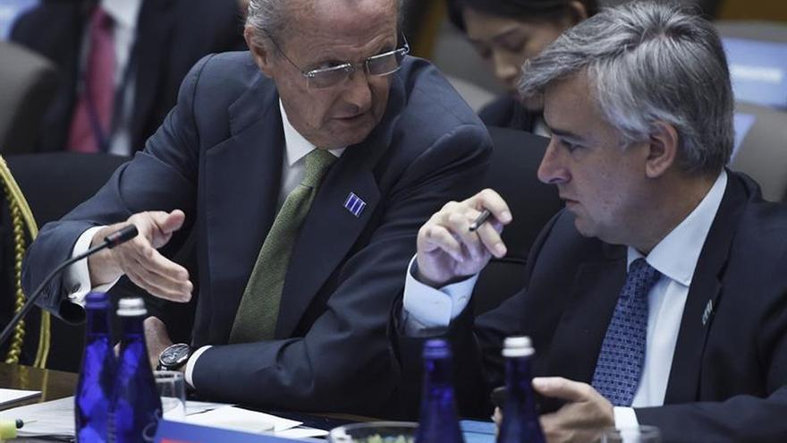 La coalición contra el EI pide más asistencia de España a las tropas iraquíes
