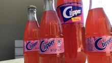 Botellas de Clipper de fresa.