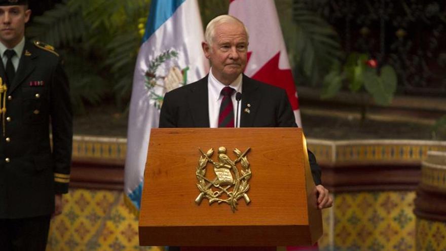 Canadá estará representada por su gobernador general en los funerales de Castro