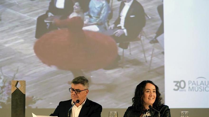 30 Años del Palau de Valencia con música en la calle y la sinfonía de los mil