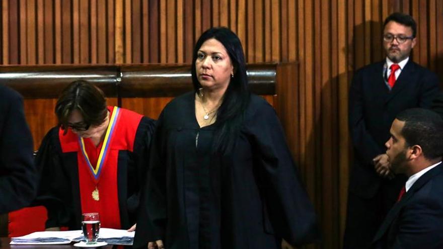 La Fiscalía venezolana niega la entrada a la vicefiscal general designada por el Supremo