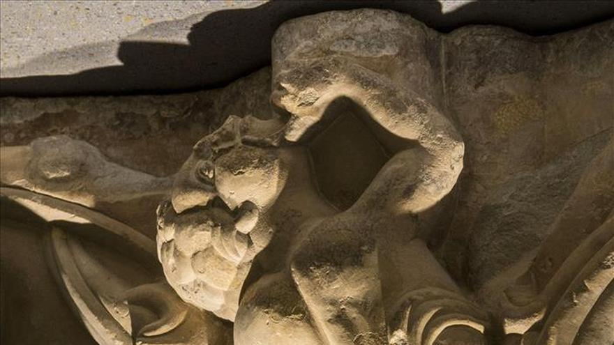 """El desnudo escultórico """"más bello"""" de la Edad Media sale de su escondite"""