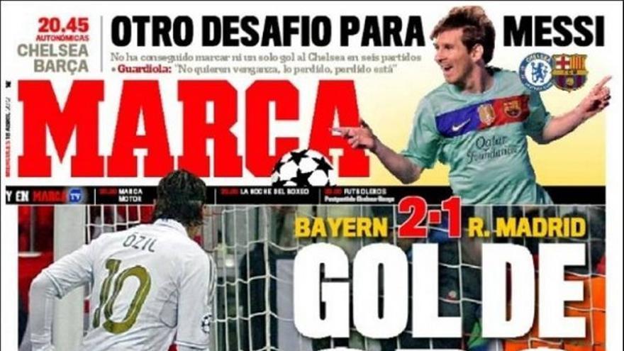 De las portadas del día (18/04/2012) #11