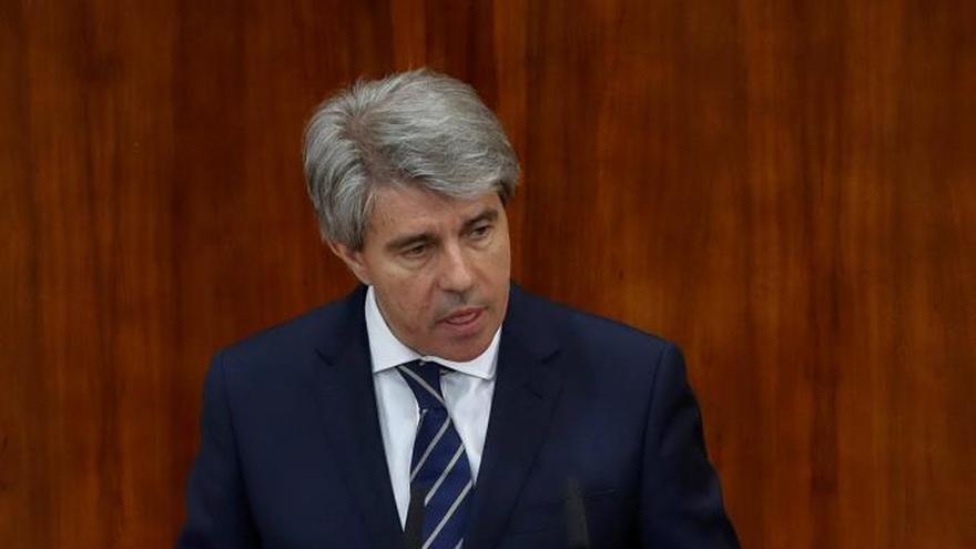 Garrido anuncia la creación de una consejería dedicada solo a Justicia