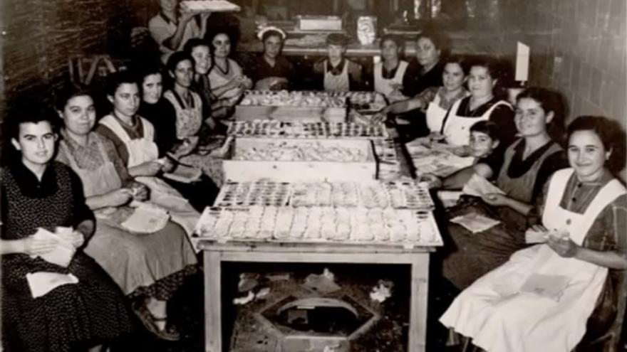 Las 39 mantecaeras 39 el 85 de la plantilla de la industria del mantecado de estepa son mujeres - Fotos estepa sevilla ...