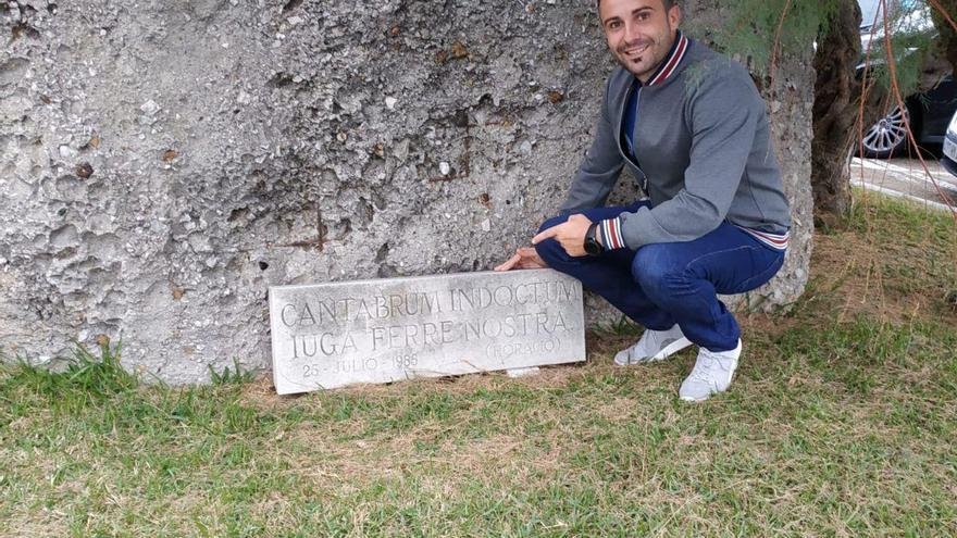 El experto en patrimonio cultural de Cantabria, Miguel López Cadavieco.