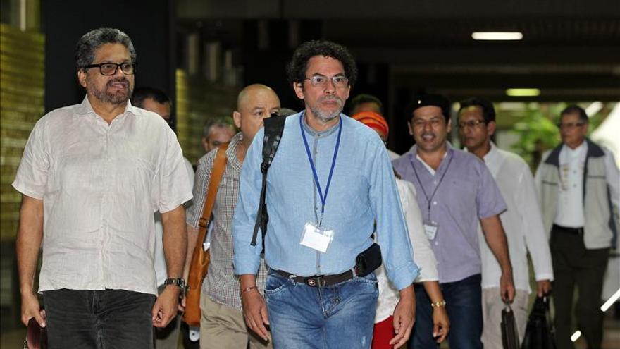 Uno de los negociadores de las FARC murió en un bombardeo militar el 21 de mayo