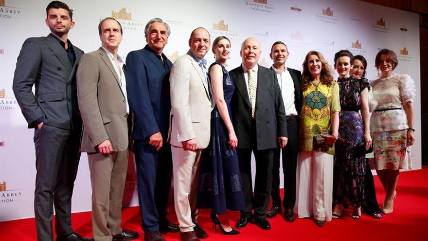"""""""Downton Abbey"""" salta a la gran pantalla con el reparto original de la serie"""