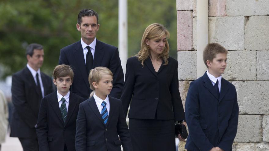 Urdangarin deja Telefónica y los duques de Palma vuelven a residir en Barcelona