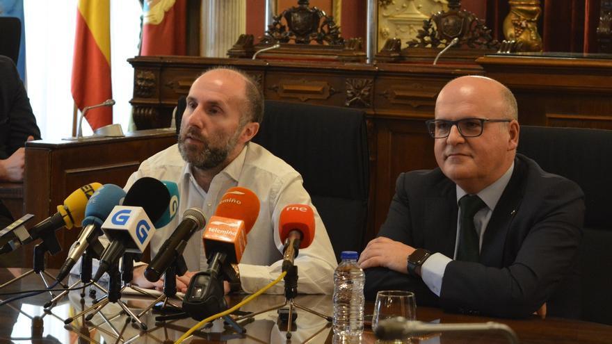 """Baltar dice que el PP """"no se cierra"""" a incluir a miembros del partido de Jácome en su lista para las autonómicas"""