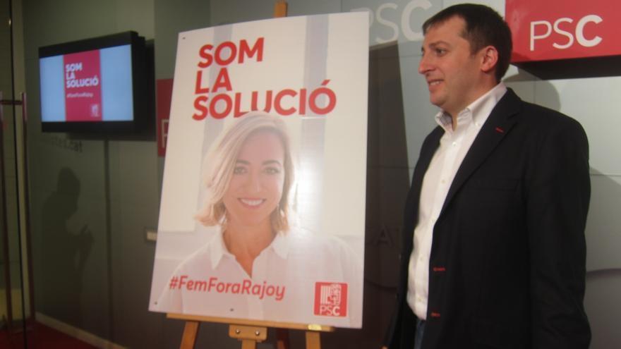 Pedro Sánchez visitará Cataluña el primer y último día de campaña