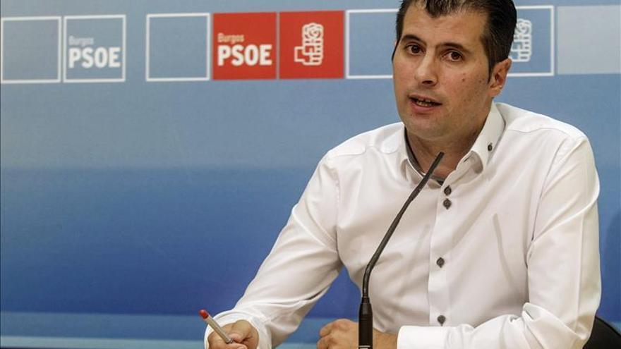 Luis Tudanca, nuevo secretario general del PSOE de Castilla y León
