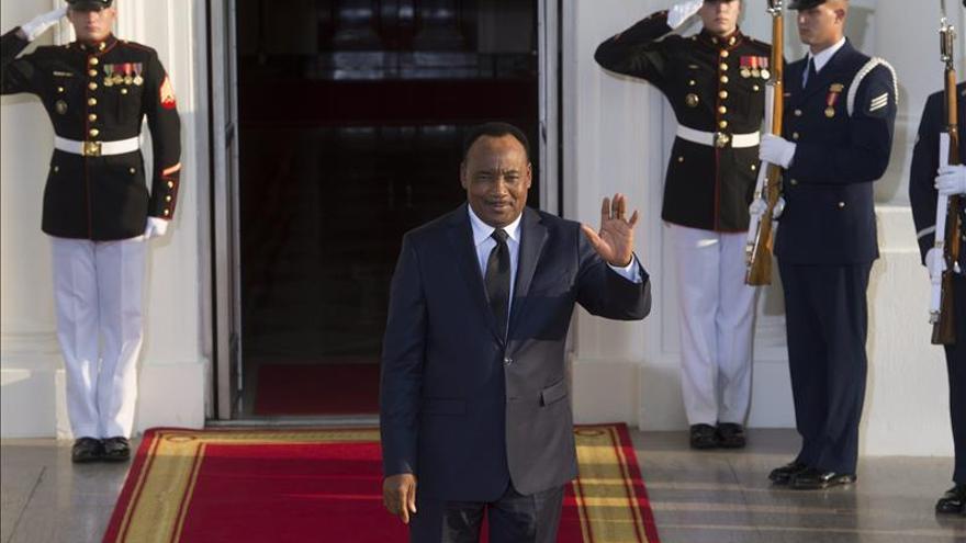 Los presidentes de Níger y Mali preocupados por el aumento del terrorismo en el Sahel
