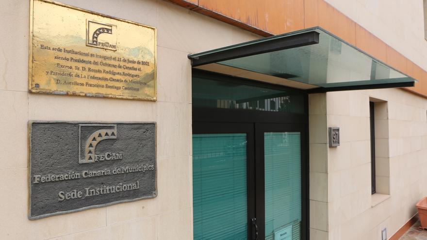 Sede de la Fecam en Las Palmas de Gran Canaria