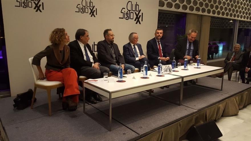 """Vila admite que la situación de Cataluña es """"terrible"""" y Girauta le afea su """"participación"""" en el Govern de Puigdemont"""