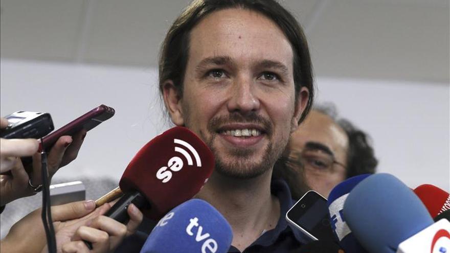 """Pablo Iglesias: """"Mas sabe que si ganamos las elecciones se acaba el chollo"""""""