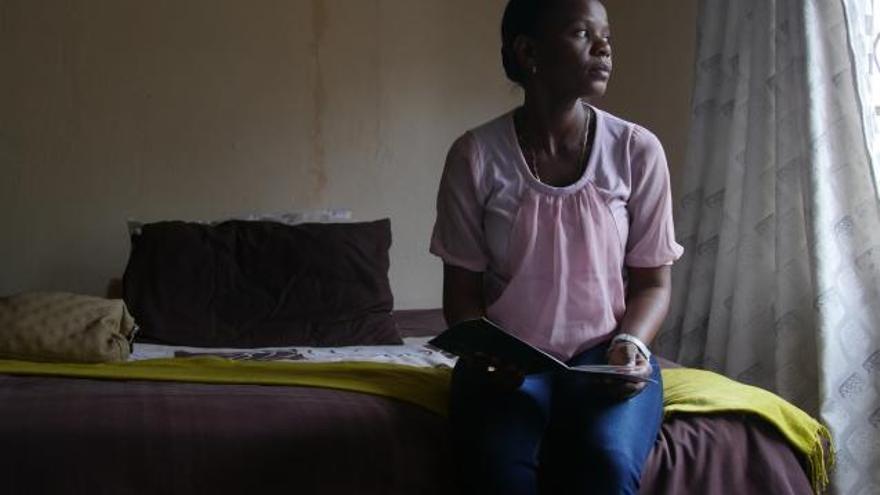 Cecilia Mulenga, activista zambiana por una fiscalidad más justa. Imagen: Tax Justice Together Project