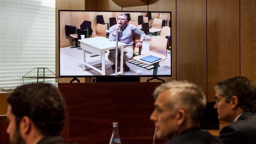 El juez revisará en octubre la prisión de Granados por la Púnica al cumplir 2 años