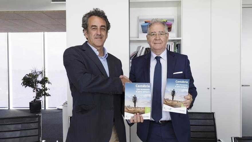 Turismo y El Corte Inglés promocionarán Cantabria en Portugal y comercializarán paquetes