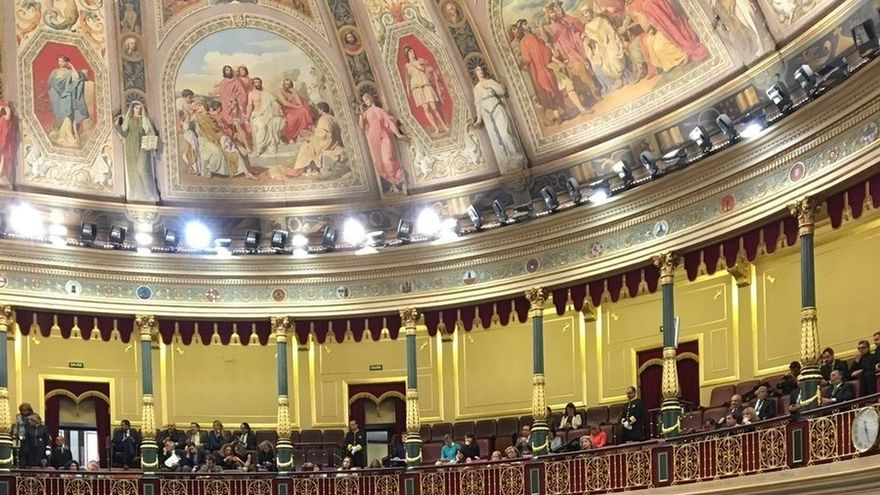 Los Presupuestos se someten mañana a su primera votación en el Congreso, en un escenario de empate